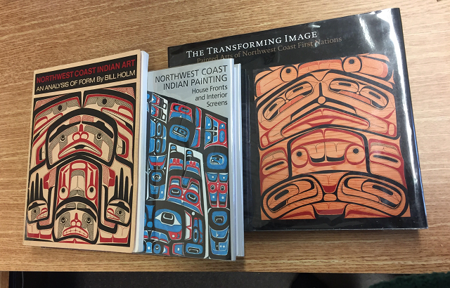 Books on Northwest Coast Native Formline