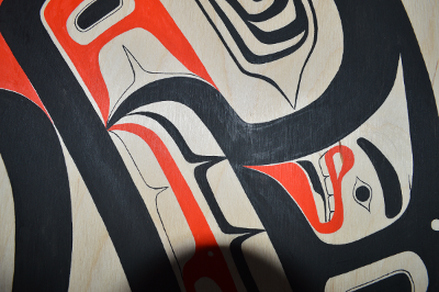 Fine Lines in Tlingit Art