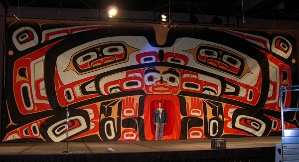 Robert Davis Hoffmann Tlingit Art Sealaska Celebration